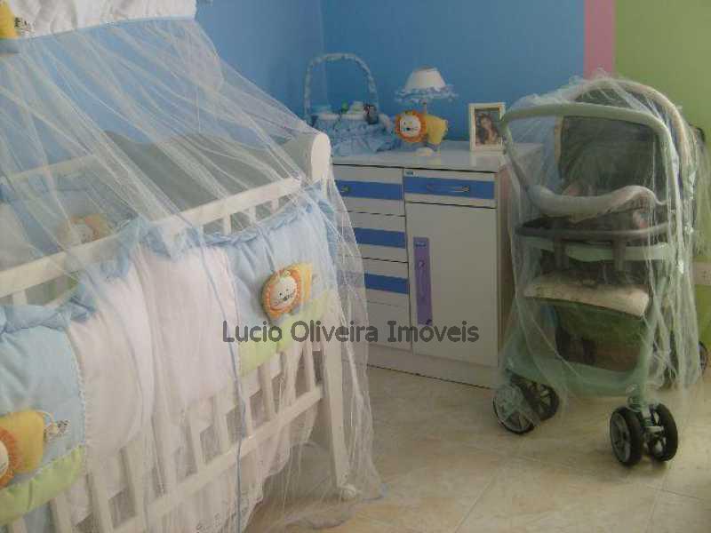7 quarto1 - Casa em Condomínio À Venda Rua Almirante Ingran,Braz de Pina, Rio de Janeiro - R$ 220.000 - VPCN30001 - 7