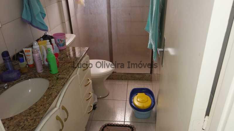 banheiro 2 1 - Apartamento à venda Rua Moacir de Almeida,Tomás Coelho, Rio de Janeiro - R$ 180.000 - VPAP20443 - 11