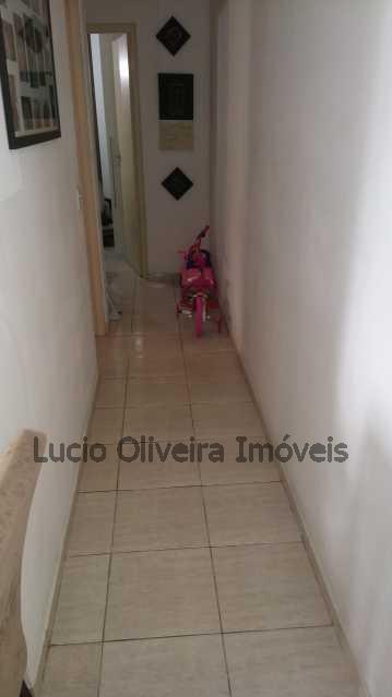 circulação 1 1 - Apartamento à venda Rua Moacir de Almeida,Tomás Coelho, Rio de Janeiro - R$ 180.000 - VPAP20443 - 6