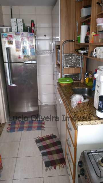 cozinha 1 1 - Apartamento à venda Rua Moacir de Almeida,Tomás Coelho, Rio de Janeiro - R$ 180.000 - VPAP20443 - 12