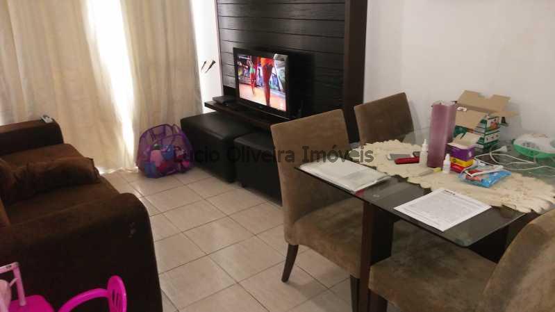 sala 1 - Apartamento à venda Rua Moacir de Almeida,Tomás Coelho, Rio de Janeiro - R$ 180.000 - VPAP20443 - 3