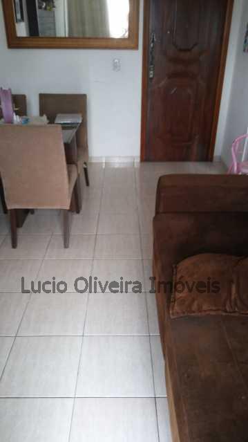 sala 2 - Apartamento à venda Rua Moacir de Almeida,Tomás Coelho, Rio de Janeiro - R$ 180.000 - VPAP20443 - 4
