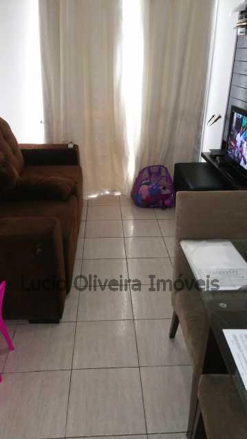 sala 3 - Apartamento à venda Rua Moacir de Almeida,Tomás Coelho, Rio de Janeiro - R$ 180.000 - VPAP20443 - 5
