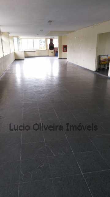 salão de festa 1 - Apartamento à venda Rua Moacir de Almeida,Tomás Coelho, Rio de Janeiro - R$ 180.000 - VPAP20443 - 16
