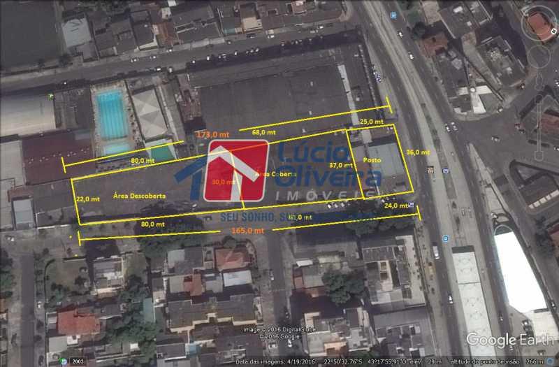 06 - Terreno Fração à venda Avenida Vicente de Carvalho,Penha Circular, Rio de Janeiro - R$ 8.000.000 - VPFR00004 - 7