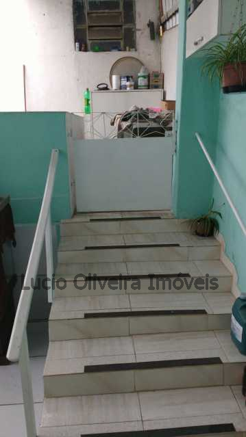 Acesso para Área dos Fundos - Casa À Venda - Irajá - Rio de Janeiro - RJ - VPCA20109 - 12