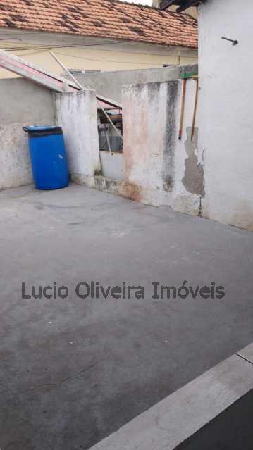 Área - Casa À Venda - Irajá - Rio de Janeiro - RJ - VPCA20109 - 20