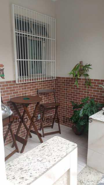 Varanda  - Casa À Venda - Irajá - Rio de Janeiro - RJ - VPCA20109 - 4