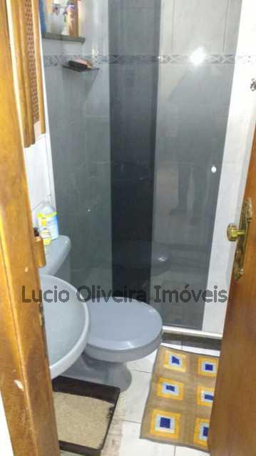 Banheiro  - Apartamento À Venda - Irajá - Rio de Janeiro - RJ - VPAP20502 - 8