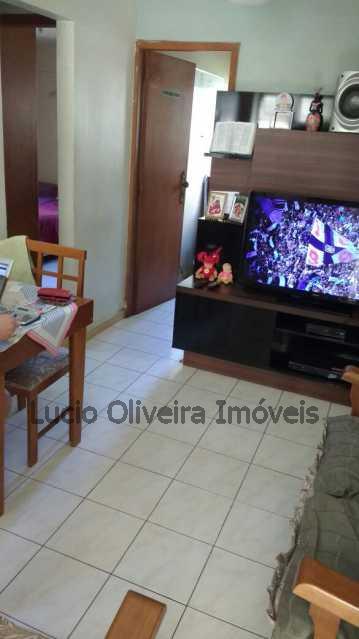 Sala 1.2 - Apartamento À Venda - Irajá - Rio de Janeiro - RJ - VPAP20502 - 3
