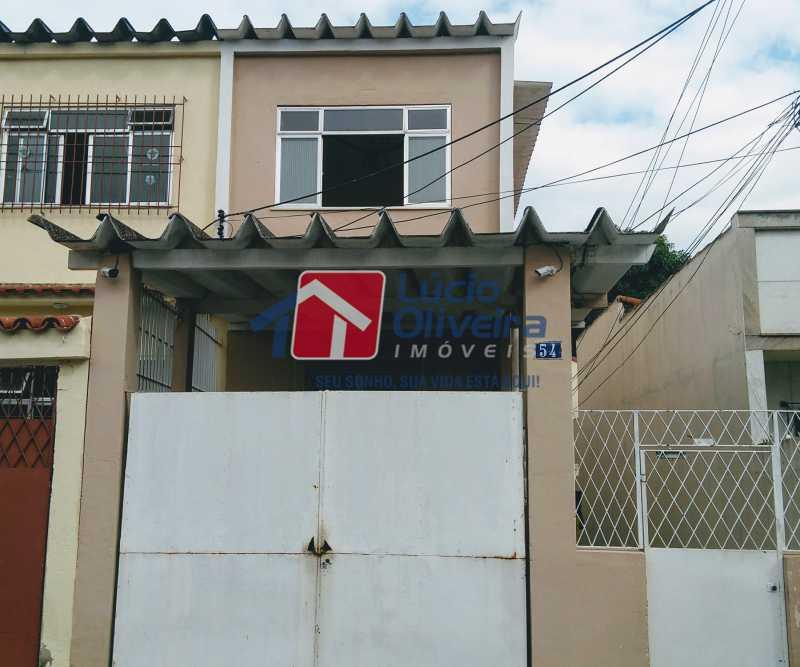 1 Frente do imovel - Casa À Venda - Penha Circular - Rio de Janeiro - RJ - VPCA30071 - 1