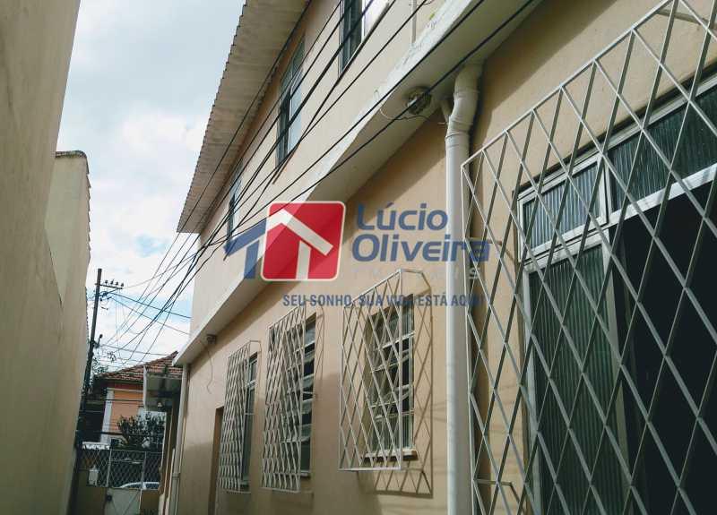 2   area externa - Casa À Venda - Penha Circular - Rio de Janeiro - RJ - VPCA30071 - 5