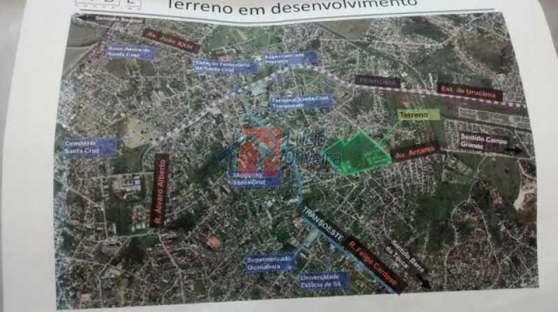terreno1 - Terreno à venda Avenida Antares,Santa Cruz, Rio de Janeiro - R$ 450.000 - VPUF00004 - 3