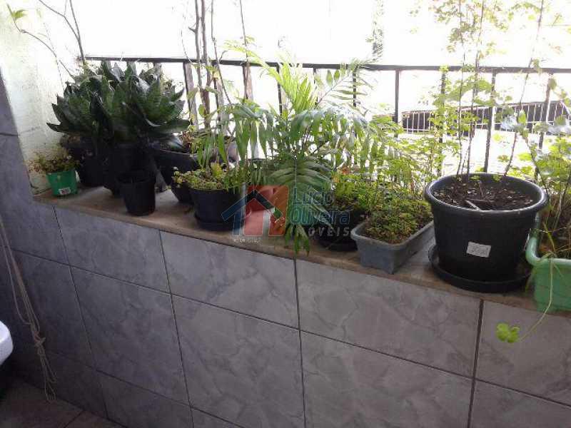 Área de Serviço 1.2 - Apartamento À Venda - Penha Circular - Rio de Janeiro - RJ - VPAP20555 - 15