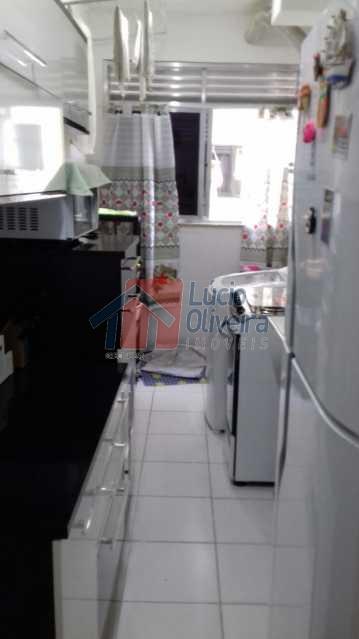 Cozinha 1 - Apartamento À Venda - Pavuna - Rio de Janeiro - RJ - VPAP20561 - 10