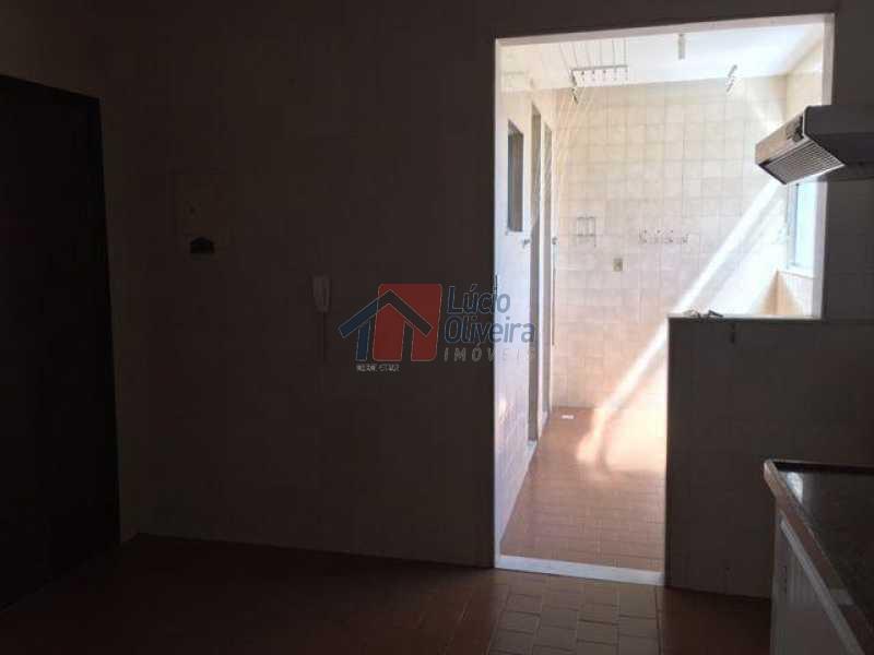 Sala/Cozinha - Apartamento À Venda - Piedade - Rio de Janeiro - RJ - VPAP20563 - 14