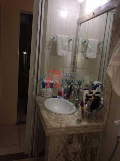 Banheiro 1 - Apartamento À Venda - Rocha Miranda - Rio de Janeiro - RJ - VPAP20568 - 8