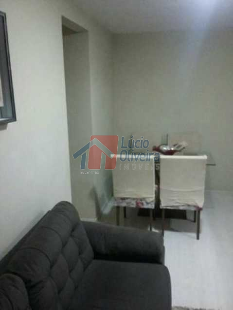 Sala 1.2 - Apartamento À Venda - Honório Gurgel - Rio de Janeiro - RJ - VPAP20576 - 3