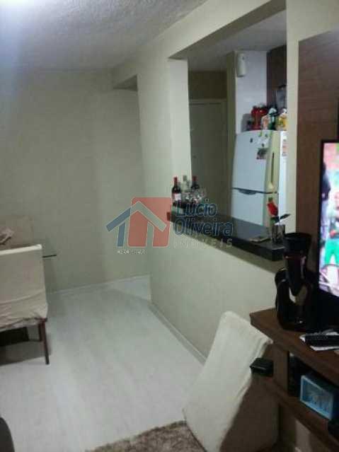 Sala 1.3 - Apartamento À Venda - Honório Gurgel - Rio de Janeiro - RJ - VPAP20576 - 4