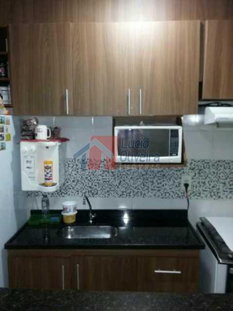 Cozinha 1.2 - Apartamento À Venda - Honório Gurgel - Rio de Janeiro - RJ - VPAP20576 - 13