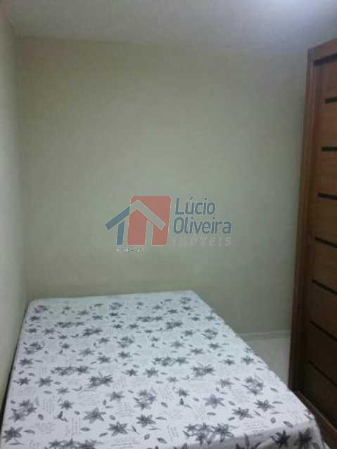Quarto 1.2 - Apartamento À Venda - Honório Gurgel - Rio de Janeiro - RJ - VPAP20576 - 8