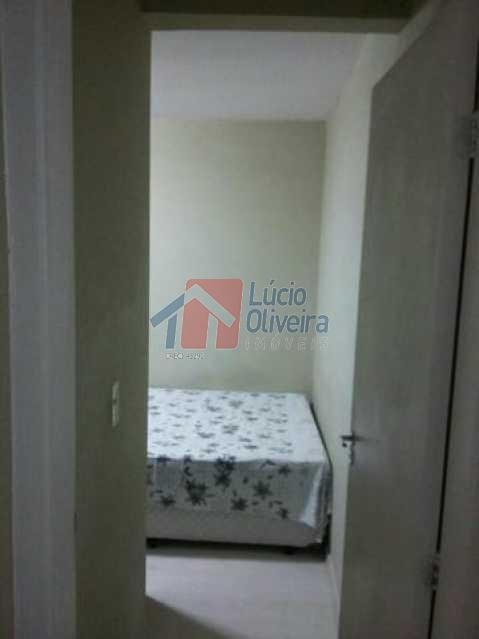 Quarto 1 - Apartamento À Venda - Honório Gurgel - Rio de Janeiro - RJ - VPAP20576 - 7