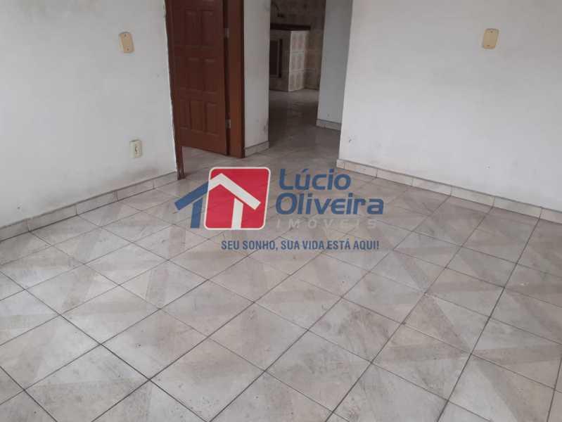 1 SALA. - Casa à venda Avenida Lusitania,Penha Circular, Rio de Janeiro - R$ 170.000 - VPCA20125 - 1