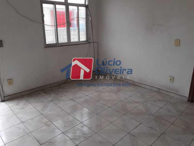 2 SALA. - Casa à venda Avenida Lusitania,Penha Circular, Rio de Janeiro - R$ 170.000 - VPCA20125 - 3