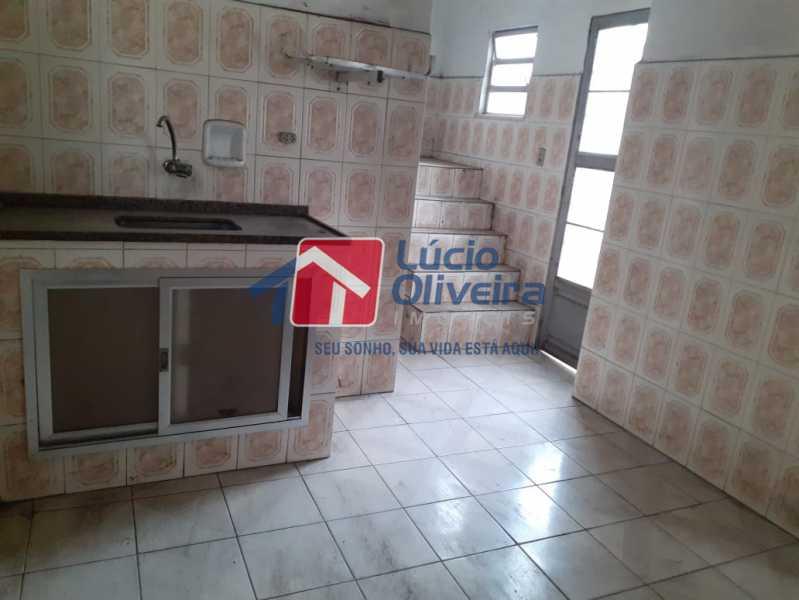 8 COZINHA. - Casa à venda Avenida Lusitania,Penha Circular, Rio de Janeiro - R$ 170.000 - VPCA20125 - 8