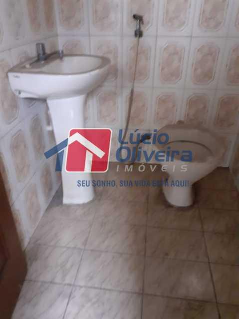 9 BANHEIRO. - Casa à venda Avenida Lusitania,Penha Circular, Rio de Janeiro - R$ 170.000 - VPCA20125 - 9