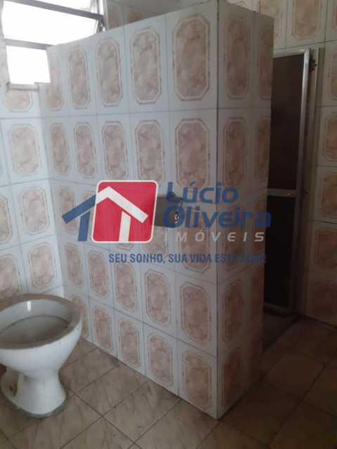 10 BANHEIRO. - Casa à venda Avenida Lusitania,Penha Circular, Rio de Janeiro - R$ 170.000 - VPCA20125 - 10