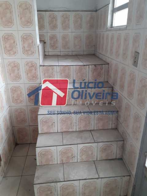 11 ACESSO TERRAÇO. - Casa à venda Avenida Lusitania,Penha Circular, Rio de Janeiro - R$ 170.000 - VPCA20125 - 11