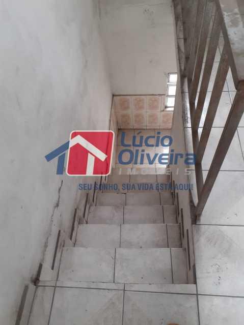 12 ACESSO TERRAÇO  CASA. - Casa à venda Avenida Lusitania,Penha Circular, Rio de Janeiro - R$ 170.000 - VPCA20125 - 12