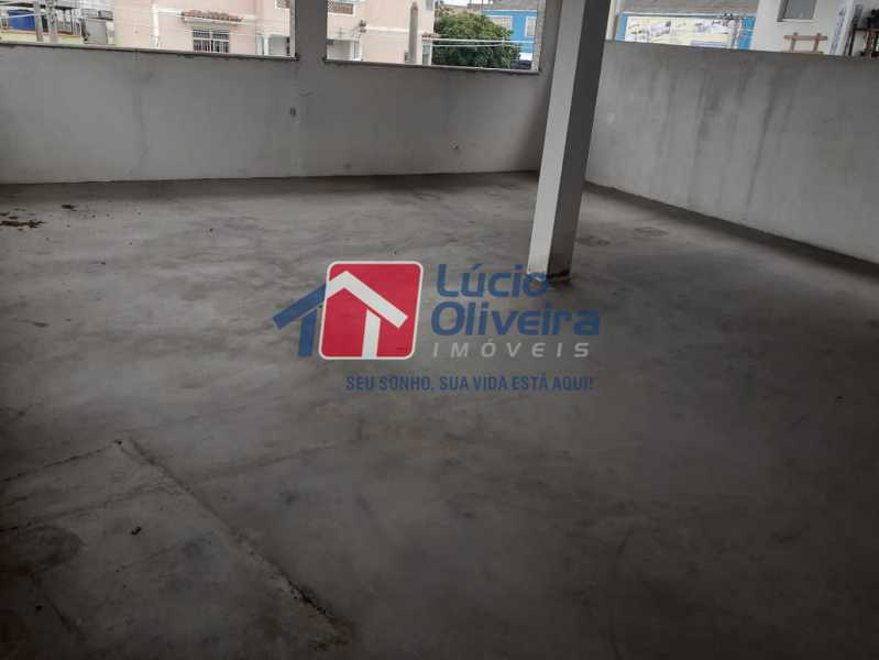 14 TERRAÇO. - Casa à venda Avenida Lusitania,Penha Circular, Rio de Janeiro - R$ 170.000 - VPCA20125 - 14