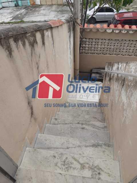 16 ESCADA ENTRADA. - Casa à venda Avenida Lusitania,Penha Circular, Rio de Janeiro - R$ 170.000 - VPCA20125 - 16