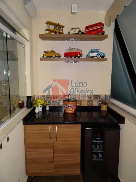 Quarto  - Apartamento À Venda - Cachambi - Rio de Janeiro - RJ - VPAP20579 - 6