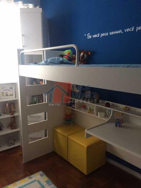 06 Quarto 2. - Apartamento À Venda - Olaria - Rio de Janeiro - RJ - VPAP20597 - 7