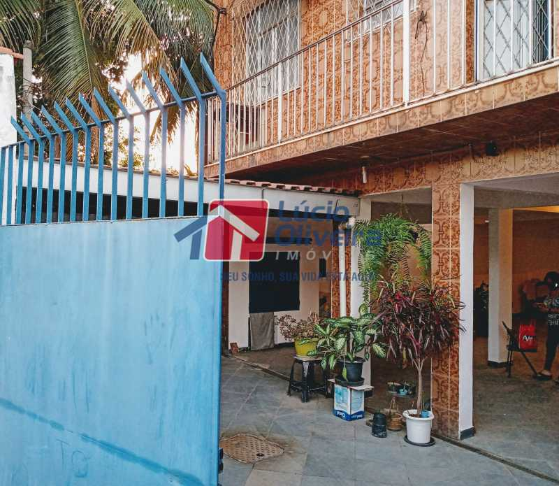 1 Frente do Imovel - Casa à venda Rua Comandante Coelho,Vista Alegre, Rio de Janeiro - R$ 550.000 - VPCA30087 - 1