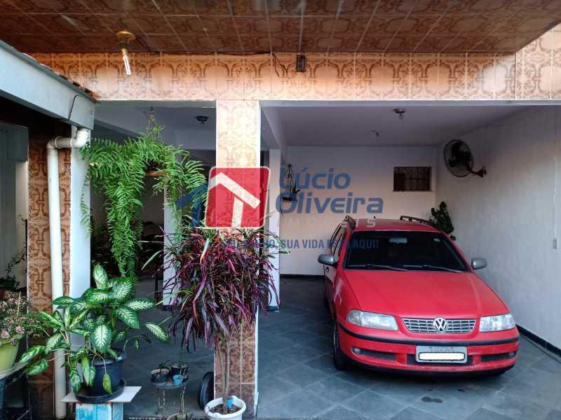 2 Garagem - Casa à venda Rua Comandante Coelho,Vista Alegre, Rio de Janeiro - R$ 550.000 - VPCA30087 - 3