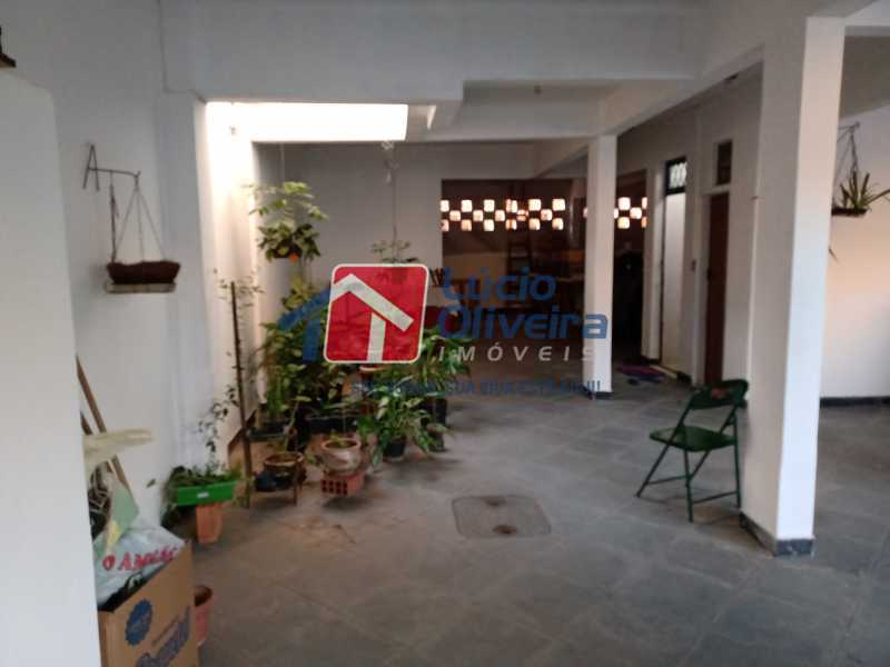 3 area externa - Casa à venda Rua Comandante Coelho,Vista Alegre, Rio de Janeiro - R$ 550.000 - VPCA30087 - 4