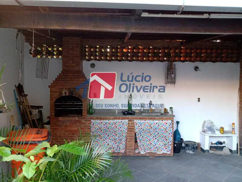 10 Area Gormert - Casa à venda Rua Comandante Coelho,Vista Alegre, Rio de Janeiro - R$ 550.000 - VPCA30087 - 8