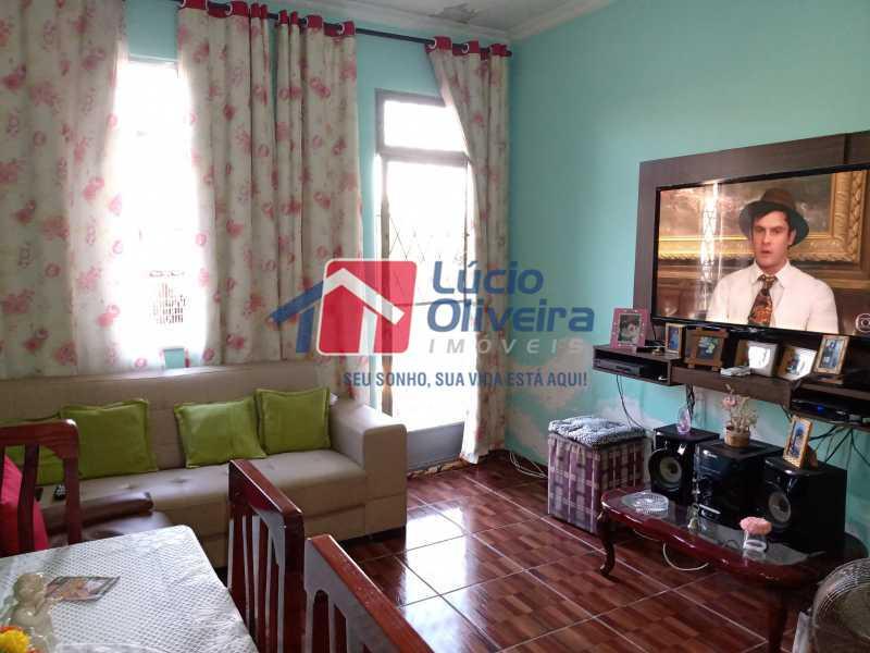 12 Sala - Casa à venda Rua Comandante Coelho,Vista Alegre, Rio de Janeiro - R$ 550.000 - VPCA30087 - 10