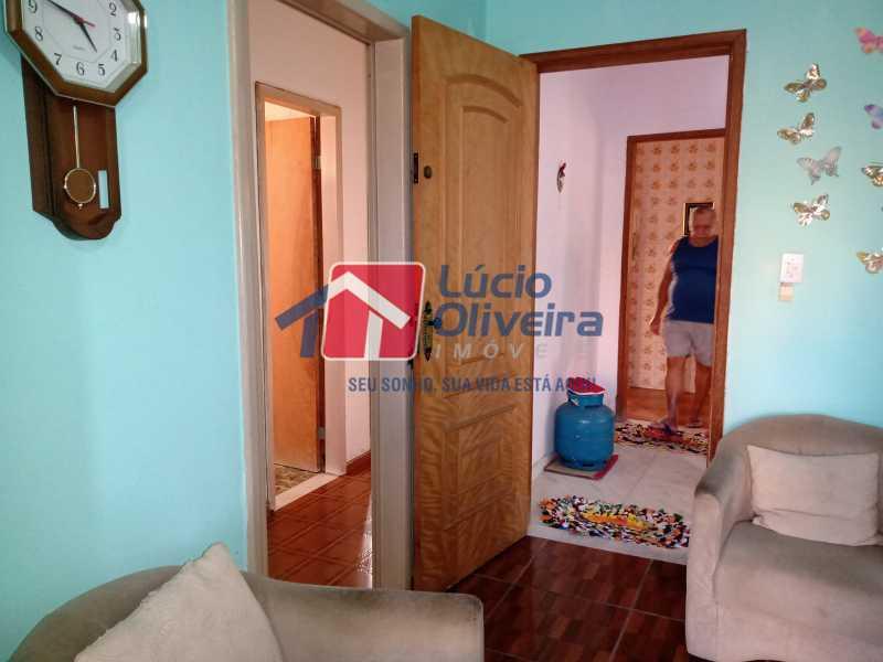 13 Sala - Casa à venda Rua Comandante Coelho,Vista Alegre, Rio de Janeiro - R$ 550.000 - VPCA30087 - 11