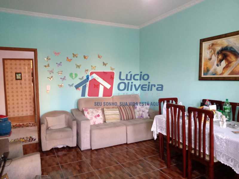 14 Sala - Casa à venda Rua Comandante Coelho,Vista Alegre, Rio de Janeiro - R$ 550.000 - VPCA30087 - 12