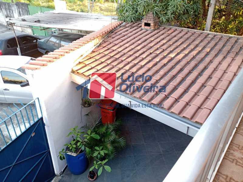 14,2 Varanda - Casa à venda Rua Comandante Coelho,Vista Alegre, Rio de Janeiro - R$ 550.000 - VPCA30087 - 14