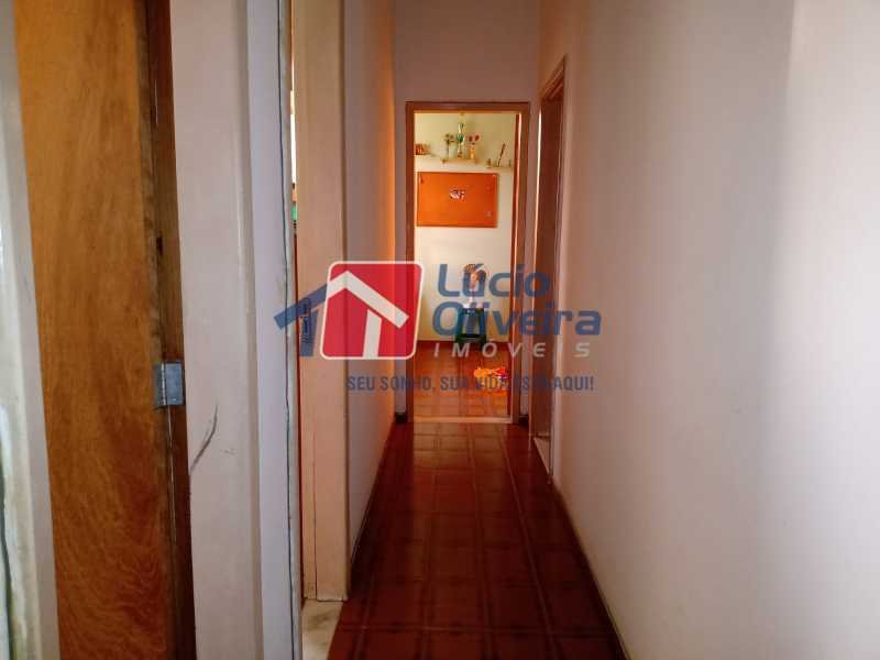 15 Circulação - Casa à venda Rua Comandante Coelho,Vista Alegre, Rio de Janeiro - R$ 550.000 - VPCA30087 - 15