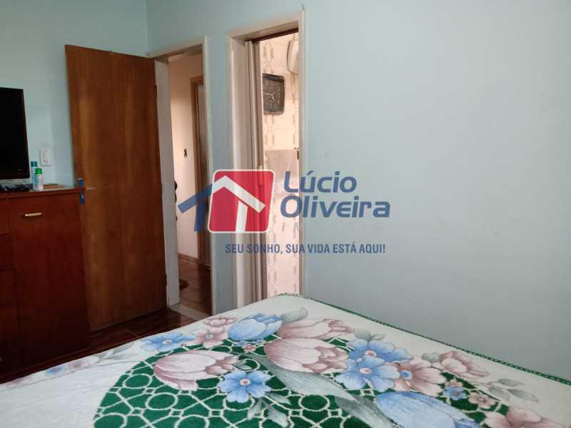 17 Quarto - Casa à venda Rua Comandante Coelho,Vista Alegre, Rio de Janeiro - R$ 550.000 - VPCA30087 - 17
