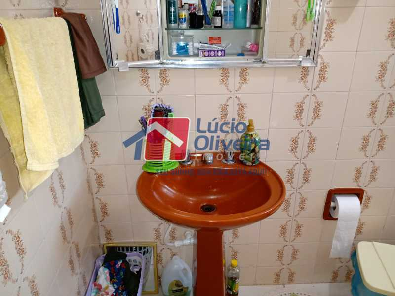 18 Suite - Casa à venda Rua Comandante Coelho,Vista Alegre, Rio de Janeiro - R$ 550.000 - VPCA30087 - 18