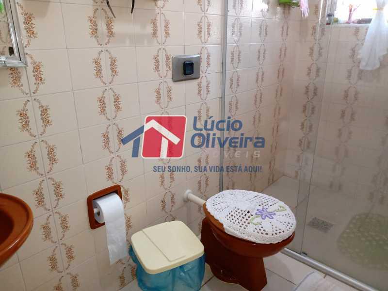 19 Suite - Casa à venda Rua Comandante Coelho,Vista Alegre, Rio de Janeiro - R$ 550.000 - VPCA30087 - 19