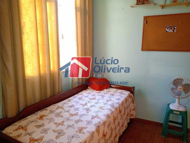 21 Quarto - Casa à venda Rua Comandante Coelho,Vista Alegre, Rio de Janeiro - R$ 550.000 - VPCA30087 - 21